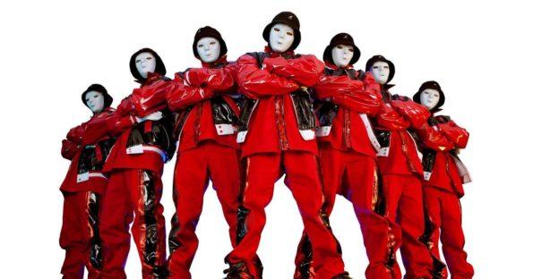 About Jabbawockeez Dance Crew